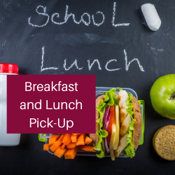 BES Student Meal Pick-Up Information